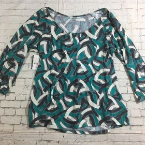 NWT New York & company blouse size large